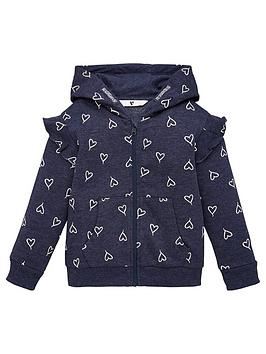 mini-v-by-very-girls-heart-printed-zip-through-hoodie-navy