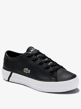 lacoste-boysnbspgripshot-0120-lace-trainer-black-white