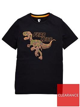 v-by-very-boys-fear-less-dino-t-shirt-black