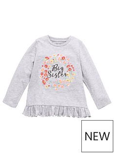 mini-v-by-very-girlsnbspbig-sister-long-sleeve-top-grey