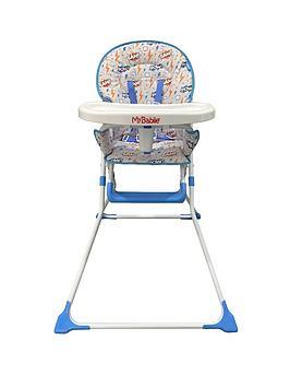 my-babiie-bam-compact-highchair
