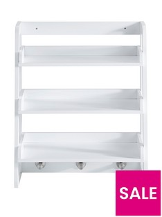 lloyd-pascal-portland-wall-mounted-shelving-with-hooksnbsp--white