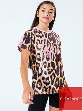 hype-leopard-short-sleeve-t-shirt-leopardnbsp