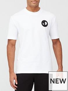mcq-alexander-mcqueen-monster-logo-patch-t-shirt-white