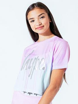 hype-pastel-drips-cropped-short-sleeve-t-shirt-multinbsp