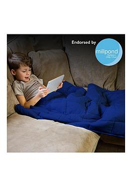 rest-easy-sleep-better-weighted-blanket-in-blue-ndash-3-kg-ndash-90-x-120-cm
