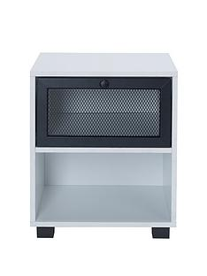 lloyd-pascal-toby-locker-stylenbsp1-drawer-bedside-table