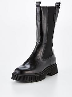 kurt-geiger-london-stint-calf-boots-black