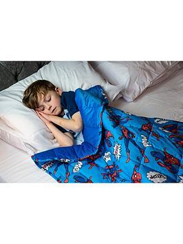 rest-easy-sleep-better-ultimate-spider-man-weighted-blanket-ndash-2-kg-ndash-90-x-120-cm