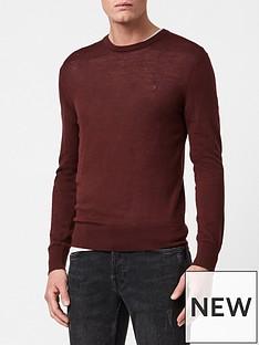 allsaints-mode-merino-knitted-jumper-burgundy