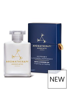 aromatherapy-associates-support-lavender-peppermint-bath-and-shower-oil