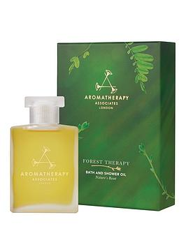 aromatherapy-associates-forest-therapy-bath-amp-shower-oil