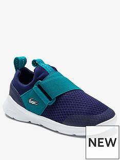 lacoste-youngernbspboys-lt-dash-0120-slip-trainer-blue
