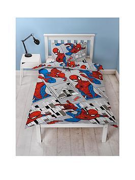 spiderman-marvel-ultimate-spider-man-flight-single-duvet-covernbsp-set