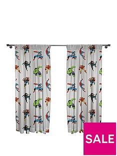 marvel-comics-comics-pleated-curtains