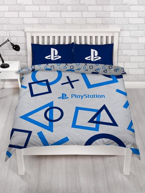 sony-playstation-double-duvet-cover-set
