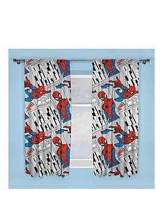spiderman-marvel-ultimate-spider-man-flight-pleated-curtains
