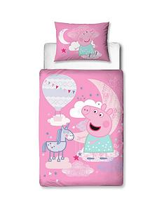 peppa-pig-stardust-junior-duvet-cover-set