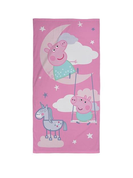 peppa-pig-stardust-towel