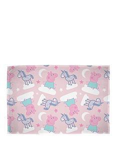 peppa-pig-stardust-fleece-blanket