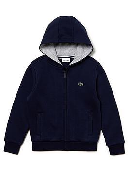 lacoste-sports-childrensnbspclassic-zip-through-hoodie-navy