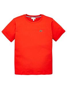 lacoste-boys-classic-short-sleeve-t-shirt-red