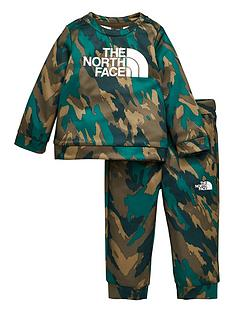 the-north-face-infant-surgent-crew-set-camo
