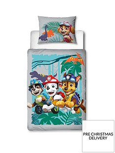 paw-patrol-dino-rescue-junior-duvet-cover-set