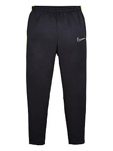 nike-youth-therma-academy-pants-blackyellow