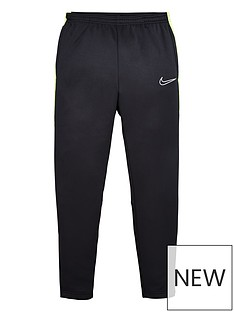 nike-youth-therma-academy-pants-blackyellow