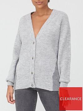 v-by-very-side-colourblock-cardigan-grey