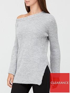 v-by-very-off-the-shoulder-jumper-grey-marl