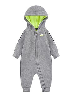 nike-younger-baby-boysnbspmicro-swoosh-coverall-grey