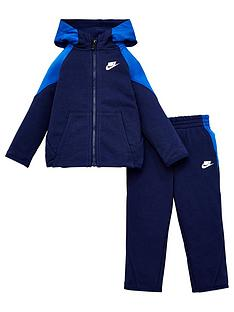 nike-infant-boys-nsw-mixed-material-full-zip-set-blue