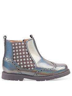 start-rite-metallic-chelsea-boot