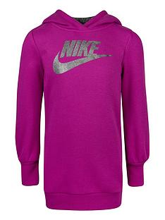 nike-younger-girls-shine-fleece-pullover-hoodie-purple