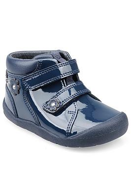 start-rite-girlsnbspdream-boot-navy