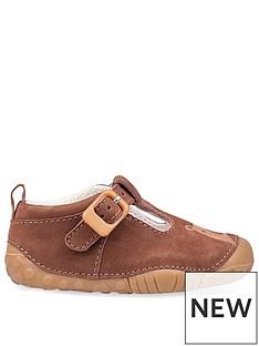 start-rite-cuddle-pre-walker-shoes-brown