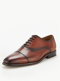 river-island-ringo-smart-toecap-oxford-shoe-brown