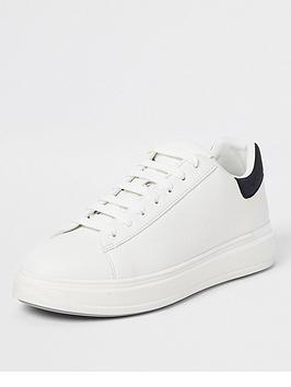river-island-silk-wedge-sole-textured-trainer-white