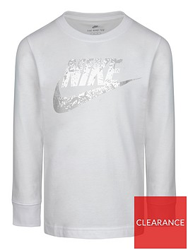 nike-younger-boys-reflective-futura-long-sleeve-t-shirt-white