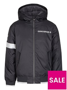 converse-younger-boy-hooded-bomber-jacket-black