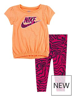 nike-younger-girls-2-piecenbsptunic-top-and-leggingsnbspset-purple