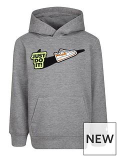 nike-younger-boys-velcro-swoosh-hoodie-grey