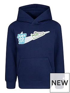 nike-younger-boys-velcro-swoosh-hoodie-blue
