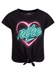nike-younger-girls-short-sleeve-drapey-graphic-short-sleevenbspt-shirt-black