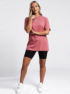 gym-king-glow-boyfriend-t-shirt-pink