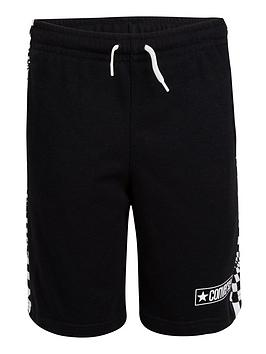 converse-younger-boys-checker-blocked-shorts-black