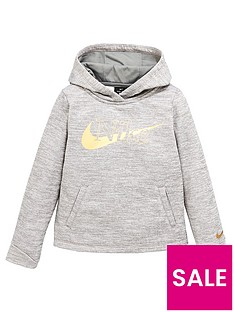 nike-younger-girls-light-it-up-therma-hoodie-grey