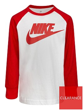 nike-younger-boys-safari-futura-raglan-t-shirt-white
